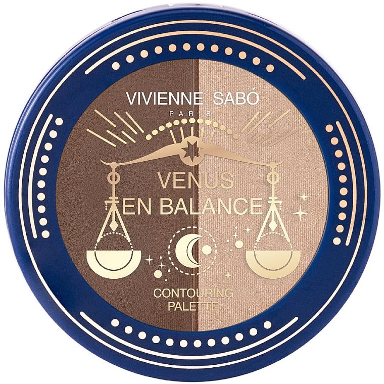 Палетка для скульптурирования - Vivienne Sabo Venus En Balance