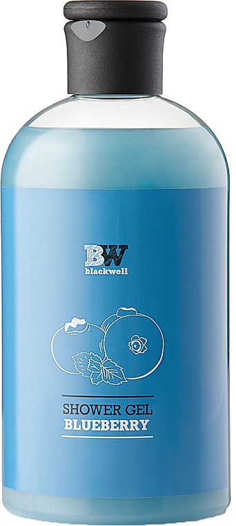 "Гель для душа ""Голубика"" - Blackwell Shower Gel"