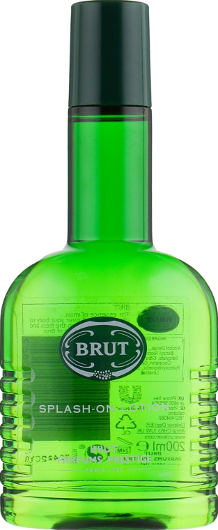 Brut Parfums Prestige Original Splash-On - Лосьон после бритья