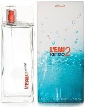 Духи, Парфюмерия, косметика Kenzo L'Eau 2 Kenzo Pour Homme - Туалетная вода