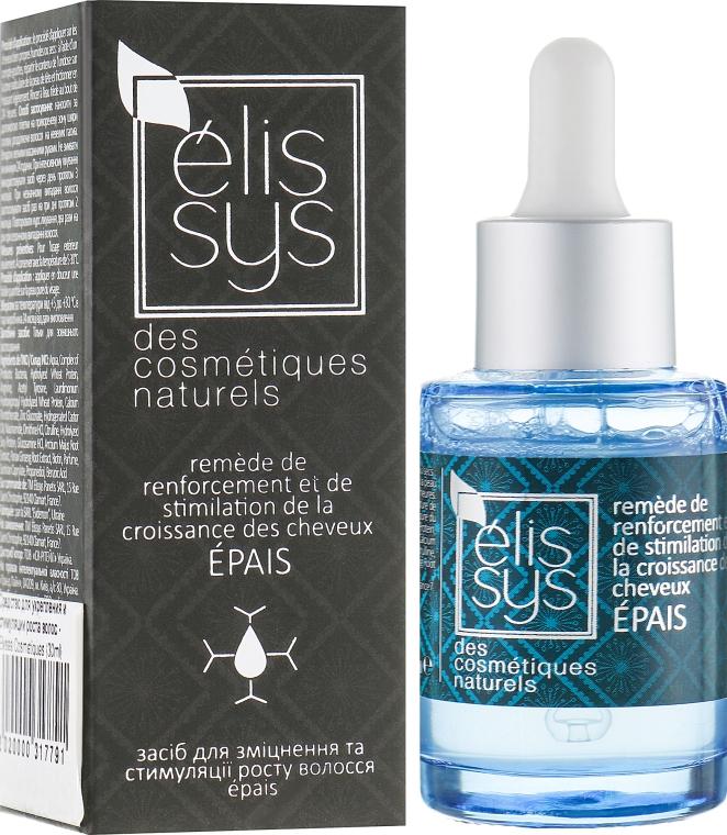 Средство для укрепления и стимуляции роста волос - Elysee Cosmetiques