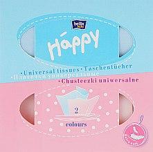 Салфетки универсальные двухслойные, заяц - Bella Baby Happy — фото N3