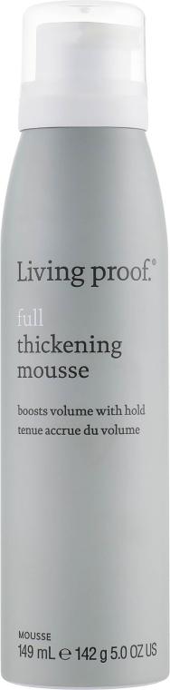 Мусс для объема тонких волос - Living Proof Full Thickening Mousse