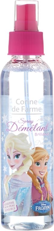"""Спрей для легкого расчесывания """"Холодное сердце"""" - Corine de Farme Disney Frozen Spray"""