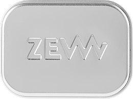 Духи, Парфюмерия, косметика Мыльница металическая - Zew For Men Soap Holder