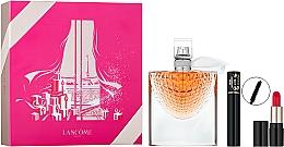 Духи, Парфюмерия, косметика Lancome La Vie Est Belle L'Eclat - Подарочный набор (edp/50ml + lip/1.6g + mascara/2ml)