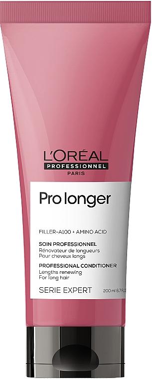 Кондиционер для восстановления плотности поверхности волос по длине - L'Oreal Professionnel Serie Expert Pro Longer Lengths Renewing Conditioner