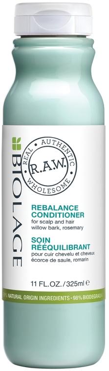 Кондиционер Ребаланс для кожи головы - Biolage R.A.W. Scalp Care Rebalance Conditioner