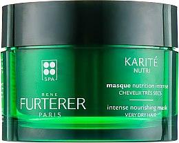 Питательная маска - Rene Furterer Karite Nutri — фото N2