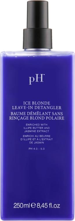 """Несмываемый спрей-кондиционер """"Ледяной блонд"""" - Ph Laboratories — фото N2"""