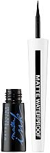 Духи, Парфюмерия, косметика Жидкая подводка для глаз - Maybelline New York Master Ink Eyeliner Matte Waterproof