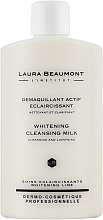 Духи, Парфюмерия, косметика Осветляющее очищающее молочко - Laura Beaumont Whitening Cleansing Milk