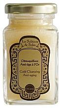 Духи, Парфюмерия, косметика Гель-демакияж для лица - La Sultane De Saba Gold & Champagne 23-Carat Gold Gel Cleanser
