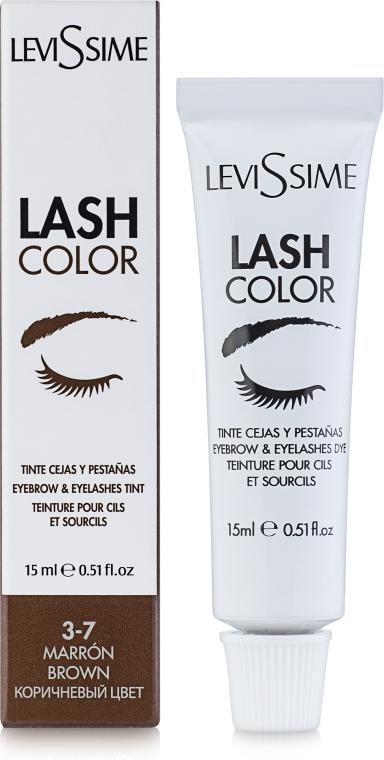 Краска для бровей и ресниц - LeviSsime Lash Color