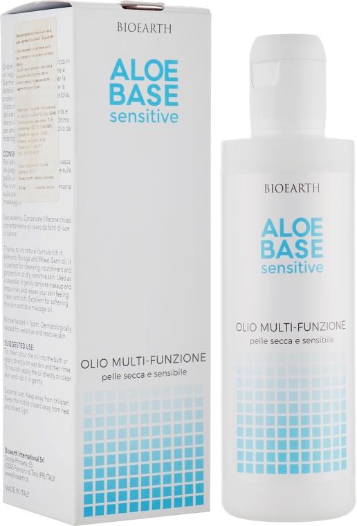 Многофункциональное масло - Bioearth Aloebase Sensitive Multi-functional Oil