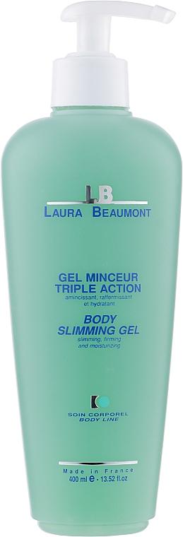 Антицелюллитный гель - Laura Beaumont Body Slimming Gel