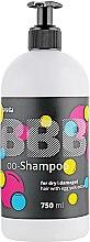 Духи, Парфюмерия, косметика Шампунь для сухих и поврежденных волос с экстрактом яичного желтка - J'erelia BBB Shampoo for Dry&Damaged