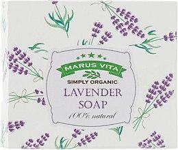 "Духи, Парфюмерия, косметика Мыло ""Лавандовое"" - Marus Vita Lavender Soap"