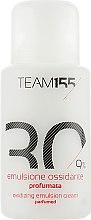 Духи, Парфюмерия, косметика Эмульсия для волос 9% - Team 155 Oxydant Emulsion 30 Vol
