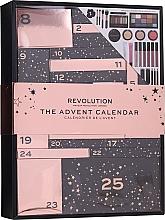 """Духи, Парфюмерия, косметика Набор """"Адвент-календарь 2020"""" - Makeup Revolution Advent Calendar 2020"""