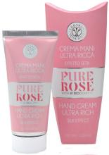 Духи, Парфюмерия, косметика Крем для рук с шелковым эффектом - Erbario Toscano Pure Rose Hand Cream ULtra Rich