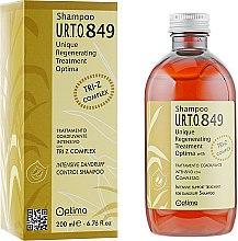 Духи, Парфюмерия, косметика Лечебная шампунь для волос от перхоти - Optima URTO 849 Shampoo