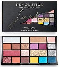 Духи, Парфюмерия, косметика Палетка теней для век - Makeup Revolution X Jack Eye Shadow Palette