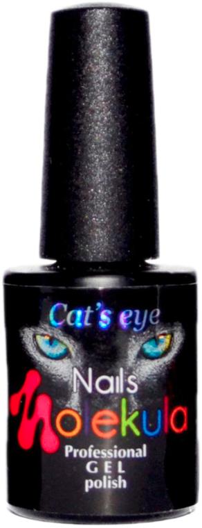 Гель-лак эффект «Кошачьего глаза 7D» - Nails Molekula
