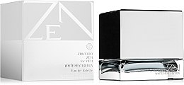 Духи, Парфюмерия, косметика Shiseido Zen For Men White Heat Edition - Туалетная вода