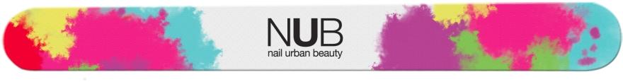 Полировщик для натуральных ногтей - NUB