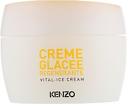 Духи, Парфюмерия, косметика Восстанавливающий ледяной крем - KenzoKi Creme Glacee Regenerante Vital-Ice Creme (тестер)