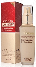 Духи, Парфюмерия, косметика Тональный крем для лица с коллагеном - 3W Clinic Collagen Foundation