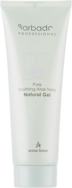 Натуральний гель з алое вера - Anna Lotan Barbados Pure Soothing Aloe Vera Natural Gel — фото N1