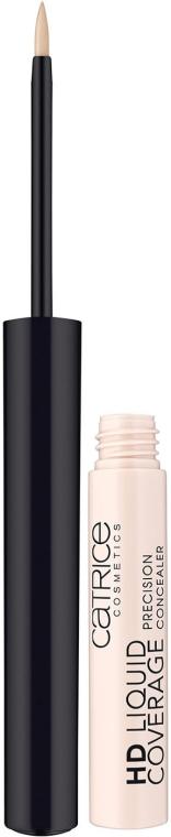 Жидкий консилер - Catrice HD Liquid Coverage Precision Concealer