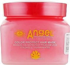 """Духи, Парфюмерия, косметика Маска для волос """"Защита цвета"""" - Angel Professional Paris Color Protect"""