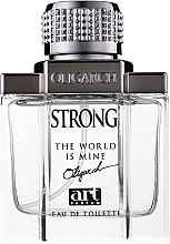 Духи, Парфюмерия, косметика Univers Parfum Oligarch Strong - Туалетная вода