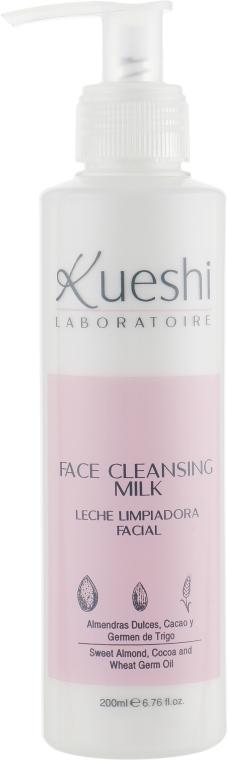 Молочко для умывания - Kueshi Silk Cleansing Milk Leche Limpiadora Facial