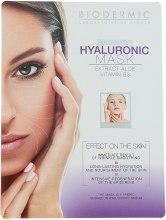 Духи, Парфюмерия, косметика Маска для лица и шеи с гиалуроновой кислотой - Biodermic Innovative Hyaluronic Mask