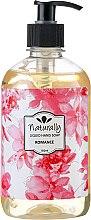 Духи, Парфюмерия, косметика Натуральное жидкое мыло - Hristina Cosmetics Naturally Hand Soap Romance