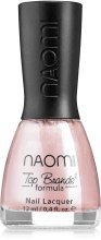 Духи, Парфюмерия, косметика Лак для ногтей - Naomi Colors of Ballet Nail Polish