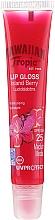 Духи, Парфюмерия, косметика Солнцезащитный бальзам для губ - Hawaiian Tropic Gloss Lip Gloss Island Berry SPF 25