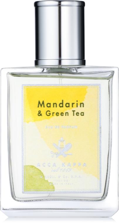 Acca Kappa Mandarin & Green Tea - Парфюмированная вода