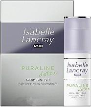 Духи, Парфюмерия, косметика Сыворотка для проблемной кожи - Isabelle Lancray Puraline Detox Pure Complexion Concentrate