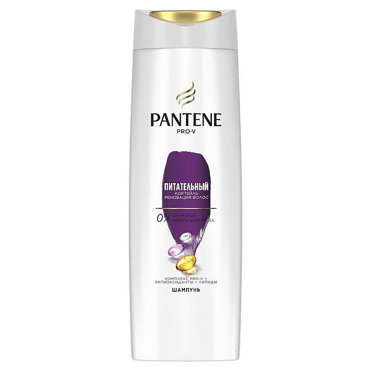 """Шампунь """"Питательный коктейль"""" для ослабленных волос - Pantene Pro-V Shampoo"""