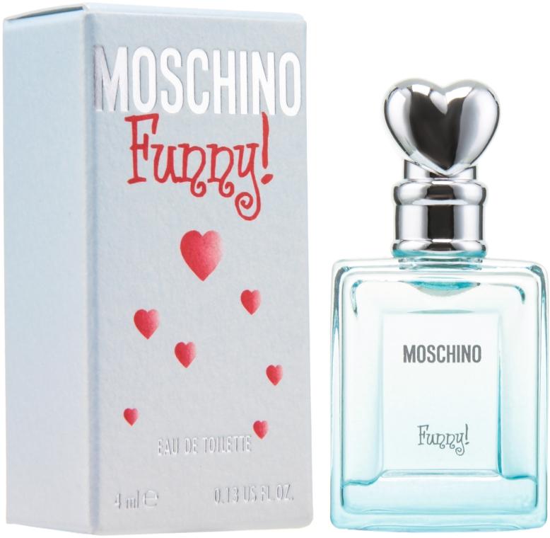 Moschino Funny - Туалетная вода (мини)