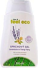 Духи, Парфюмерия, косметика Гель для душа - Feel Eco Lavender & Ylang-Ylang Shower Gel