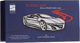 Духи, Парфюмерия, косметика Jean-Pierre Sand Hurricane Silver - Парфюмированная вода