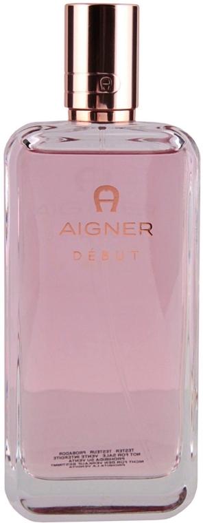 Aigner Debut - Парфюмированная вода (тестер без крышечки)