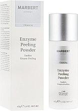Духи, Парфюмерия, косметика Энзимный пилинг - Marbert Cleansing Enzyme Peeling Powder