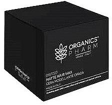 Воск для волос - Organics Cosmetics Pharm Matte Hair Wax